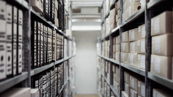 Archiwizacja dokumentow w firmie
